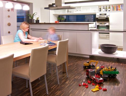Inteligentní dům pro bezpečí a pohodlí celé rodiny