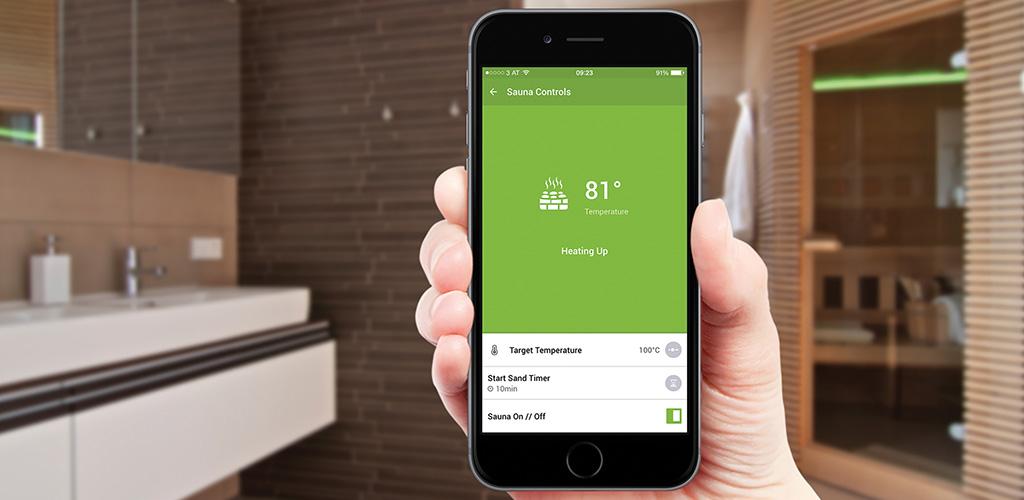 Chytrá aplikace od Loxone zlepší váš prožitek z domácnosti